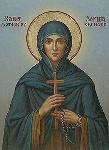 Patron saint of good health