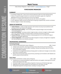 Resume Types Modern Undergraduate Resume  Interesting  Pinterest  Design .