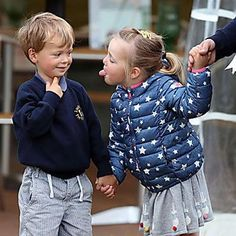 Prince William, Princess Charlotte, Prince Harry and other royals' naughty moments