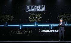Saiba Quais Serão os 5 Próximos Filmes de Star Wars