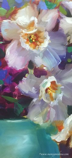 Put a little joy in your brush and let your inner artist come out and play. Paint with me online this spring!