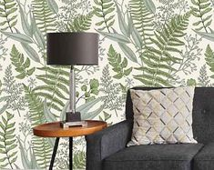 Peel and Stick Wallpaper Washable Wall Paper for Living Room  30/% OFF on 5 units! Removable Tropical Home Decor Wallpaper Odour Free