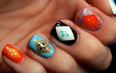 Top Ten Nail Art Trends.