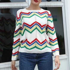 bluza cu dungi si decolteu pret bluza cu dungi si decolteu ieftine Cauta acum Haine online ieftine si de firma din magazinele online de haine! Sweaters, Fashion, Moda, Fashion Styles, Sweater, Fashion Illustrations, Sweatshirts, Pullover Sweaters, Pullover