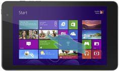 Tecnología - Technology - Tablets - Dell Venue 8 Pro 32 GB Tablet (Windows 8.1)