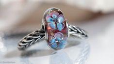 Berlin Germany, Great Love, Lampwork Beads, Core, Artisan, Gemstone Rings, Detail, Gemstones, Chain