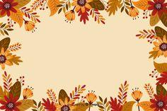 Flat design frame for thanksgiving background Free Vector Free Thanksgiving Wallpaper, Thanksgiving Graphics, Thanksgiving Background, Macbook Wallpaper, Computer Wallpaper, Design Plano, Photography Studio Background, School Frame, Free Frames
