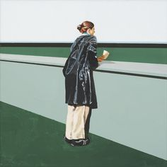 Tim Eitel - Untitled (Brüstung), 2002, Acrylic