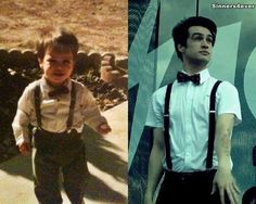 Brendon Urie is adorable ^-^ literal BABY panic :3