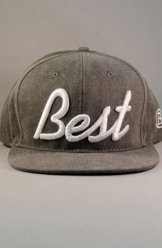 BEST Snapback by Breezy Excursion, $35