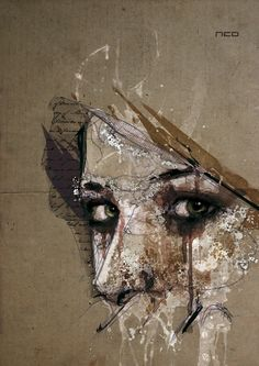 Florian Nicolle est un illustrateur et graphic designer français dont les œuvres disposent d'un style unique et fascinant, utilisant souvent des tâches et laissant les traits de construction apparents. Après des études en communication visuelle à Tours, cet artiste de 23 ans s'est installé à Caen où il travaille désormais en freelance. Découvrez son portfolio, […]
