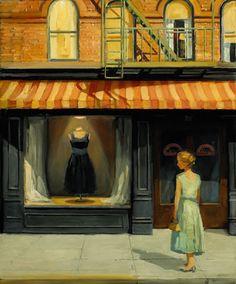 figuration feminine, femmes artistes peintres women artists painters : 1952 Storch Sally