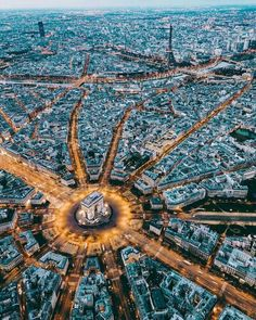 Exploring Europe with David McGuffin Paris from above. The post Exploring Europe with David McGuffin Paris from above. appeared first on Street. Paris Photography, Aerial Photography, Travel Photography, Nature Photography, Paris Travel, France Travel, Paris France, France City, France Europe