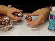 ▶ Best Polymer Clay Bead Tutorial - YouTube