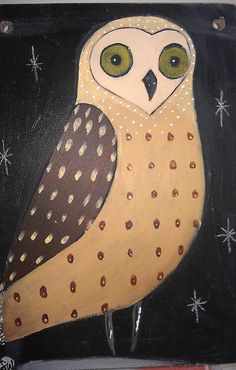 FM11 starry night owl by oswald flump, via Flickr