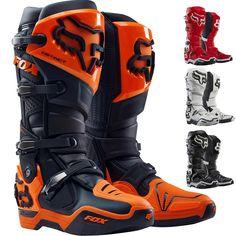 Fox Racing Instinct Mens Motocross Boots