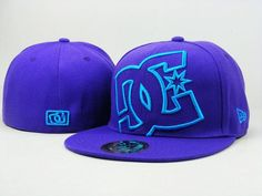 2013 New Different sizes Fashion DC Fitted Hats 054