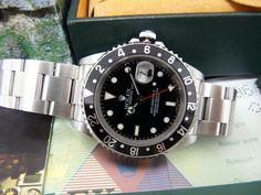 [Vends] Rolex 16710 Gmt Master II année 2005 4.7k