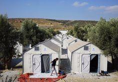 IKEA's Flat-Pack Refugee Shelter Just Won a Design Award