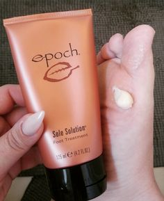 Epoch Sole Solution Foot Treatment is a therapeutic foot cream for those suffering from rough, dry, or cracked feet. Cracked Hands, Cracked Skin, Epoch Sole Solution, Cotton Swab, Foot Cream, Crochet Patterns For Beginners, Feet Care, Craft Stick Crafts, Products