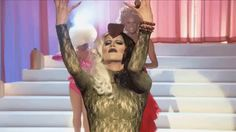 Discover & share this RuPaul's Drag Race GIF with everyone you know. GIPHY is how you search, share, discover, and create GIFs. Drag Queen Race, Drag King, Rupaul, Alaska And Sharon, Drag Race Season 4, Drag Racing Quotes, You Stay, Logo Tv, Sharon Needles