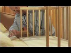 babybay - Das original Beistellbett - YouTube