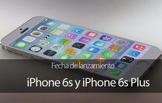 Poco a poco nos acercamos a la época del año en la que Apple suele renovar sus smartphones. Esto quiere decir que la fecha de lanzamiento de iPhone 6s y iPhone 6s Plus se acercay …