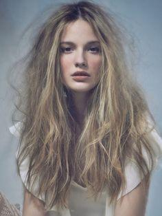 tousled tresses - more hair inspiration at jojotastic.com