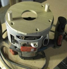 Router Centering Jig