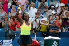 Winner: Serena Williams