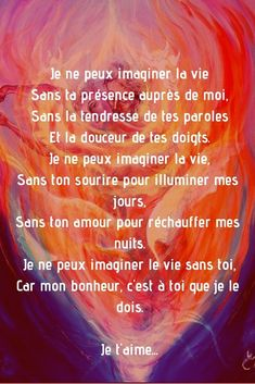 Ma vie sans toi - Les Flammes Jumelles Messages For Him, Text Messages, Best Quotes Of All Time, Love Quotes, French Love Phrases, Love Message For Him, Tu Me Manques, Infinity Love, Positive Affirmations