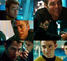 Captain Kirk #StarTrek