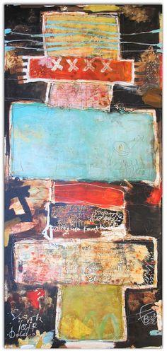 line juhl hansen artwork. Shared by Mae Chevrette's art blog <3: