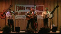 Ralph Stanley II Full Show at the Foggy Valley Farm Bluegrass Festival 2013 Hillsboro, Kentucky