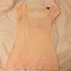 For Sale: Rue 21 Light Pink Shirt!! for $15