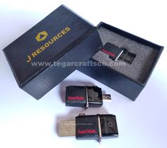 For corporate and corporate souvenirs we also accept custom from USB Flashdisk SanDisk you ordered. View image above USB Flashdisk 16 GB capacity with custom made box packaging (custom) plus branding logo on USB flashdisk body order PT J Resources Indonesia, Jakarta a gold mining company as a souvenir to be distributed to all attendees and present at General Meeting Shareholders (GMS) that held in the middle of this month.