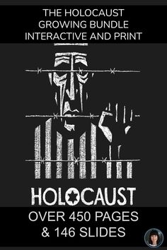 THE HOLOCAUST GROWING BUNDLE INTERACTIVE AND PRINT DISCOUNTED BY 30% OVER 450 PAGES AND 146 SLIDES!! GREAT FOR BACK-TO-SCHOOL PREP! PICK AND CHOOSE WHICH BOOKS TO DO THIS YEAR BUT CONTINUE TO USE THIS PRODUCT FOR YEARS TO COME! THIS BUNDLE CONTAINS 26 PRODUCTS AND IS GROWING. WITH EVERY NEW ADDITION THE PRICE GOES UP! • Elie Wiesel • PRE-READING ACTIVITY FOR NIGHT • HOLOCAUST CLOSE READING • PRIMO LEVI • HANNAH ARENDT • MAUS I AND II • THE BOY IN THE STRIPED PAJAMAS Pre Reading Activities, Secondary Teacher, Middle School English, How To Get Followers, School Resources, Teaching English, Teaching Resources, High School English