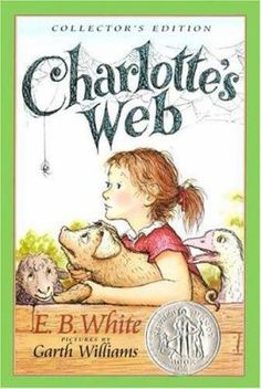 """Since its publication in 1952, """"Charlotte's Web"""" remains one of the most cherished children's stories of all time. Readers will delight in this heartwarming tale of friendship, hardship, and one courageous little farm girl."""