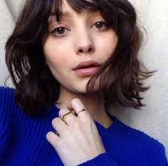 Taylor Lashae. The wearer of the hairstyle I'd quite like to try next.