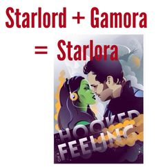 Guardians of the Galaxy #Starlora