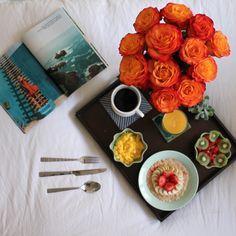 Breakfast in Bed //