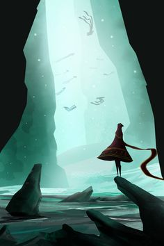 Journey -  Spirit Winds by TacoSauceNinja.deviantart.com on @DeviantArt
