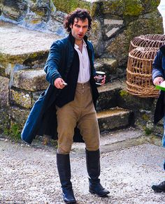 05bd2d730e4 Aidan Turner in Poldark - click through for full pic spam. Poldark Books