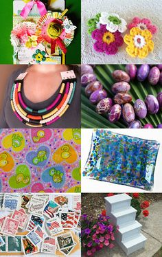 Color world by MADI on Etsy--Pinned with TreasuryPin.com