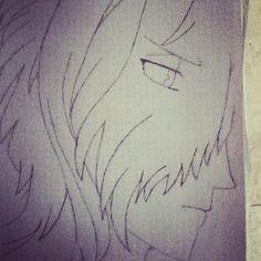 Subaru-kun... I draw it