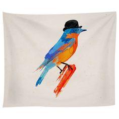 Lord Bird Tapestry