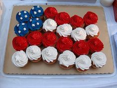 Cupcakes by di0nne, via Flickr Re-pinned by DJ Mike Berrios