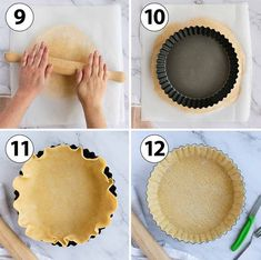 Baby Bobcat, Shortcrust Pastry, 4 Ingredients, Pie Dish, Quiche, Food Processor Recipes, Tart, Sweet, Candy