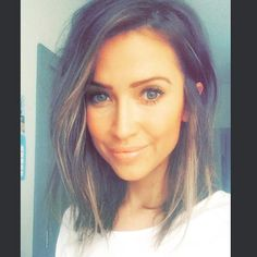 """Parlour 3 on Instagram: """"#Repost @kaitlynbristowe ・・・ When your stylist is in Vancouver but you're in Nashville, you trust your beautiful friend @kramergirl to hook you up with a trust worthy hairstylist. @jpmorganhair thank you for choppin my flow.  Side note. I'm embarrassed that this is my third selfie in a row. Tighten up your game Kaitlyn"""""""
