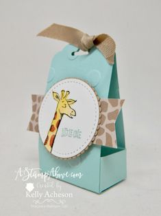 Baby Party Favors, Party Favor Bags, Diy Paper, Paper Crafts, Baptism Favors, Matching Cards, Party In A Box, Heartfelt Creations, Deco Table